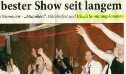 Karneval Altweiber Fasching Kinderfasching Schmutziger Donnerstag mit DJ Uli aus Heilbronn