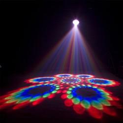 LED Lichteffekt Stern