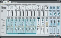 Musik digitales Mischpult