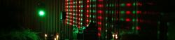 LED Lichteffekt Gundelsheim Deutsch Meisterhalle